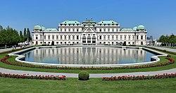 Wien - Schloss Belvedere, oberes (1).JPG