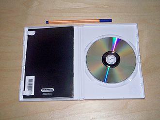 Keep case - Wii keep case