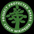 WikiProjekt Chráněná území - logo EN.png