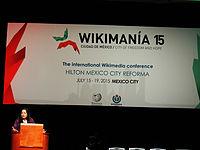 Wikimanía 2015 - Day 4 - LMM - México D.F. (10).jpg