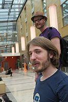 Wikimedia Hackathon 2017 IMG 4477 (34623506342).jpg