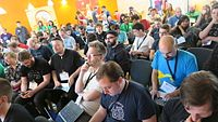 Wikimedia Hackathon 2017 IMG 4792 (34676753461).jpg