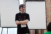 Wikimedia Hackathon Vienna 2017-05-19 Mentoring Program Introduction 024.jpg