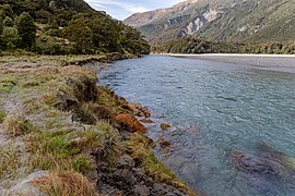 Wilkin River and Dans Flat, Otago, New Zealand 05.jpg