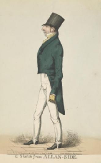 William Allan of Glen - William Allan of Edinburgh c.1820