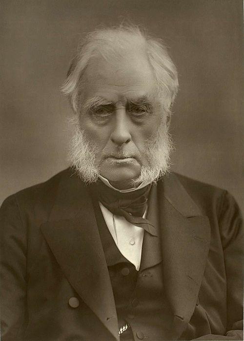 William cavendish, 7th duke of devonshire by barraud, c1880s