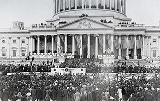 Inauguration of William Howard Taft 31st United States presidential inauguration