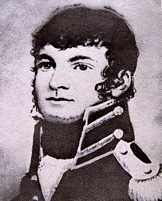 Battle of Fort Dearborn - William Wells