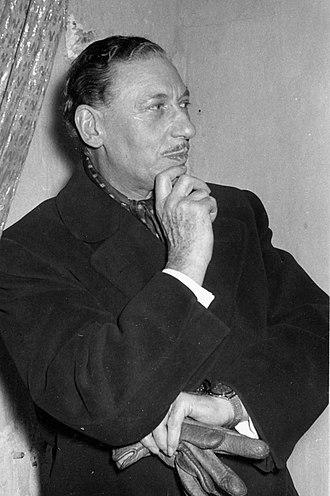 Willy Birgel - Birgel in 1955