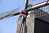 Windmill (details) - Woluwe Saint Lambert - Brussels.jpg