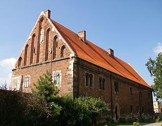 Wiślica - Jan Długosz House, 1460 AD