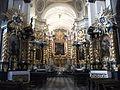 Wnętrze kościoła p.w. Św. Bernardyna ze Sieny w Krakowie.jpg