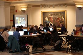 Women in the Arts Edit-a-Thon at the National Museum of Women in the Arts 6591.jpg