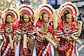 Women in traditional Manobo dress (Kaamulan Festival 2017, Bukidnon, Philippines).jpg