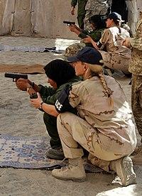 Women police training Afghanistan 2011.jpg