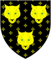 Wood (OfOrchard Lew Trenchard Devon) Arms.png