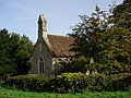 Woodlands Church between Kemsing and West Kingsdown - geograph.org.uk - 269531.jpg
