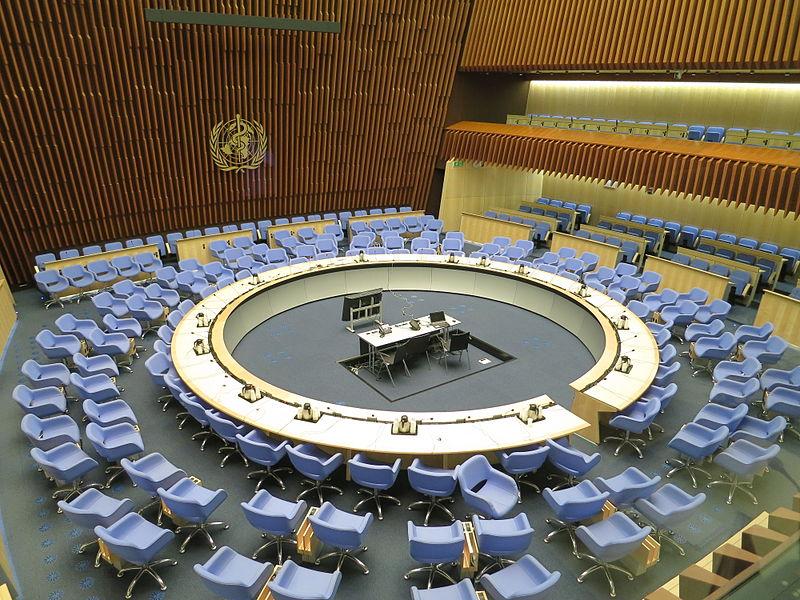 World Health Organization Executive Board Room.JPG