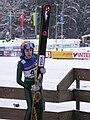 World Junior Ski Championship 2010 Hinterzarten Sarah Hendrickson 059.JPG