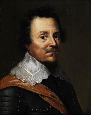 Wybrand de Geest (attr) Ernst Kasimir von Nassau