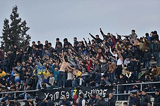 Kapaz PFK - Khamsa Supporters Club