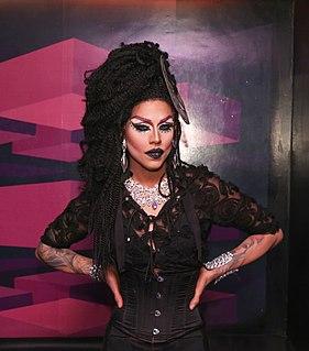 Yara Sofia Puerto Rican drag queen