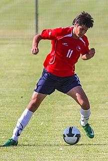 Yashir Islame Chilean footballer