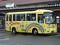 Yatsushiro City community bus YumeBus.JPG