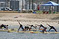 Yoga on Surf Board-001 Explored 29 June 2015.jpg