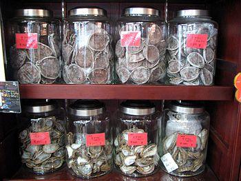 Yokohama Chinese Medicine Mussel