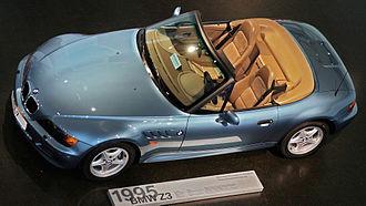 BMW Z3 - 007 Bond Edition