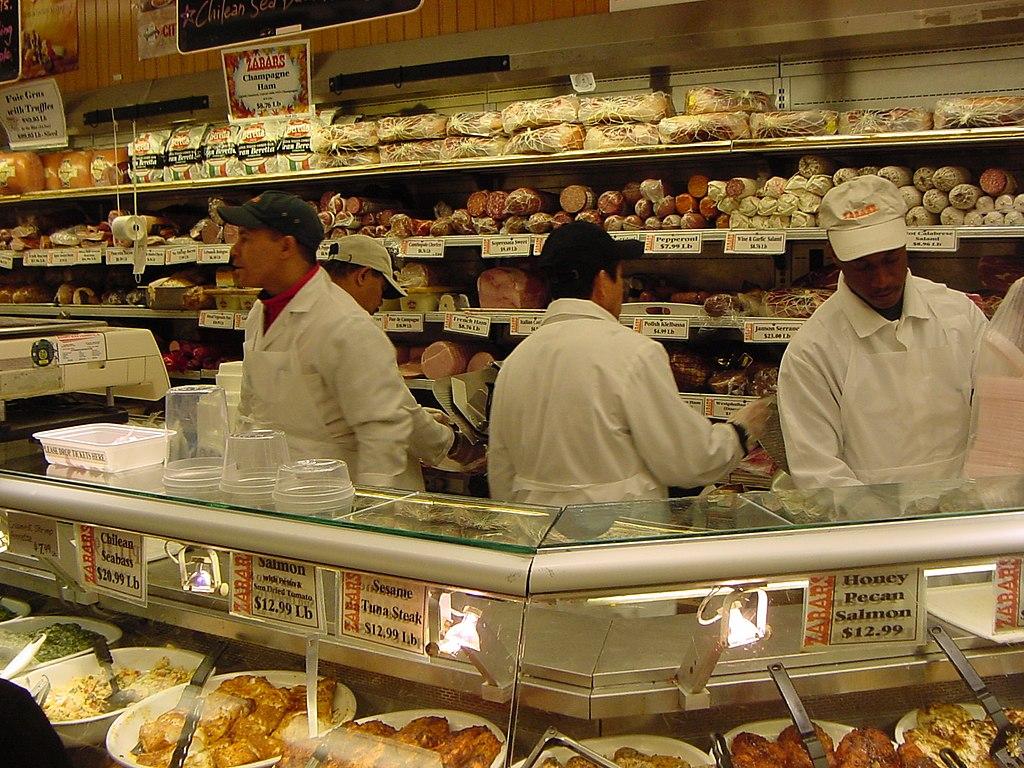 Zabar S Store Kitchen