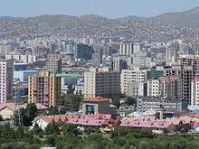 منغوليا ويكيبيديا