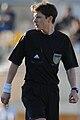 Zhukov Dmitro Valerijovich at Ukrainian Premier League game.jpg