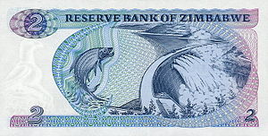 Banknotes of Zimbabwe