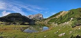 TOPO wandelkaart 6 - Rofan - Alpenverein