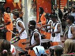 Zoetermeer Caribbean Carnival drummers 2.jpg
