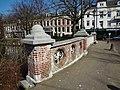 Zomerhofbrug - Rotterdam - Northwestern railing.jpg