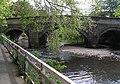 """New Bridge"" over the Cod Beck - geograph.org.uk - 801715.jpg"