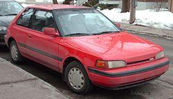 Mazda 323 - Wikipedia, la enciclopedia libre