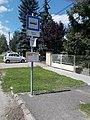 'Ráckeve, strand' bus stop, 2018 Ráckeve.jpg