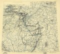 (March 29, 1945), HQ Twelfth Army Group situation map. LOC 2004631919.tif