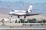 (NetJets) Cessna 680 Citation Sovereign N308QS (cn 680-0116) (5359154679).jpg