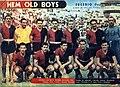 Álbum de Oro, Sucedió Deportivo - Equipo 1952..jpg