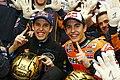 Álex Márquez and Marc Márquez 2014 Valencia 3.jpeg