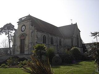 Blainville-sur-Orne Commune in Normandy, France