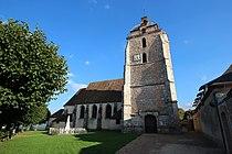 Église Saint-Lubin du Boullay-Thierry le 3 septembre 2014 - 3.jpg