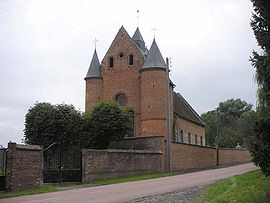 The church of Malzy