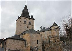 Église et château de Saint-Rémy.JPG