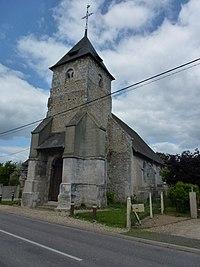 Épégard (Eure, Fr) église saint riquier.jpg